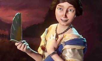 Civilization VI : trailer de gameplay de la Reine Victoria et des Anglais