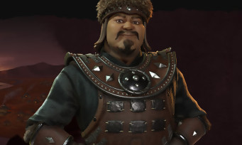 Civilization 6 : trailer de gameplay avec Gengis Khan