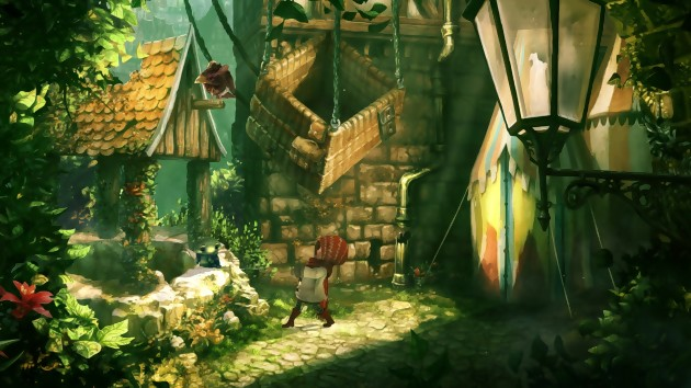 Silence : The Whispered World 2