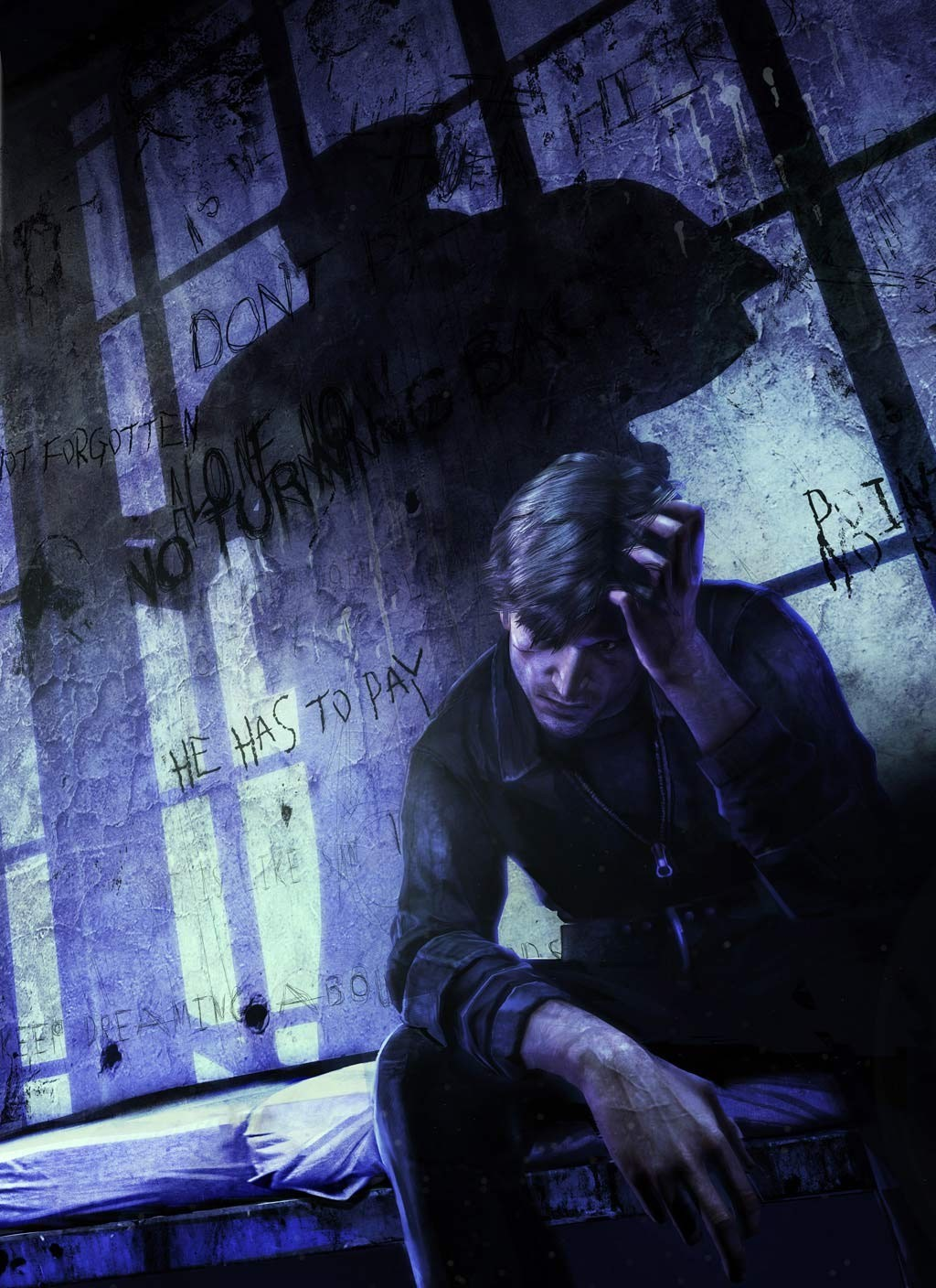 Artworks Silent Hill Downpour