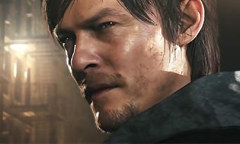 Silent Hills : un trailer PS4 avec Norman Reedus