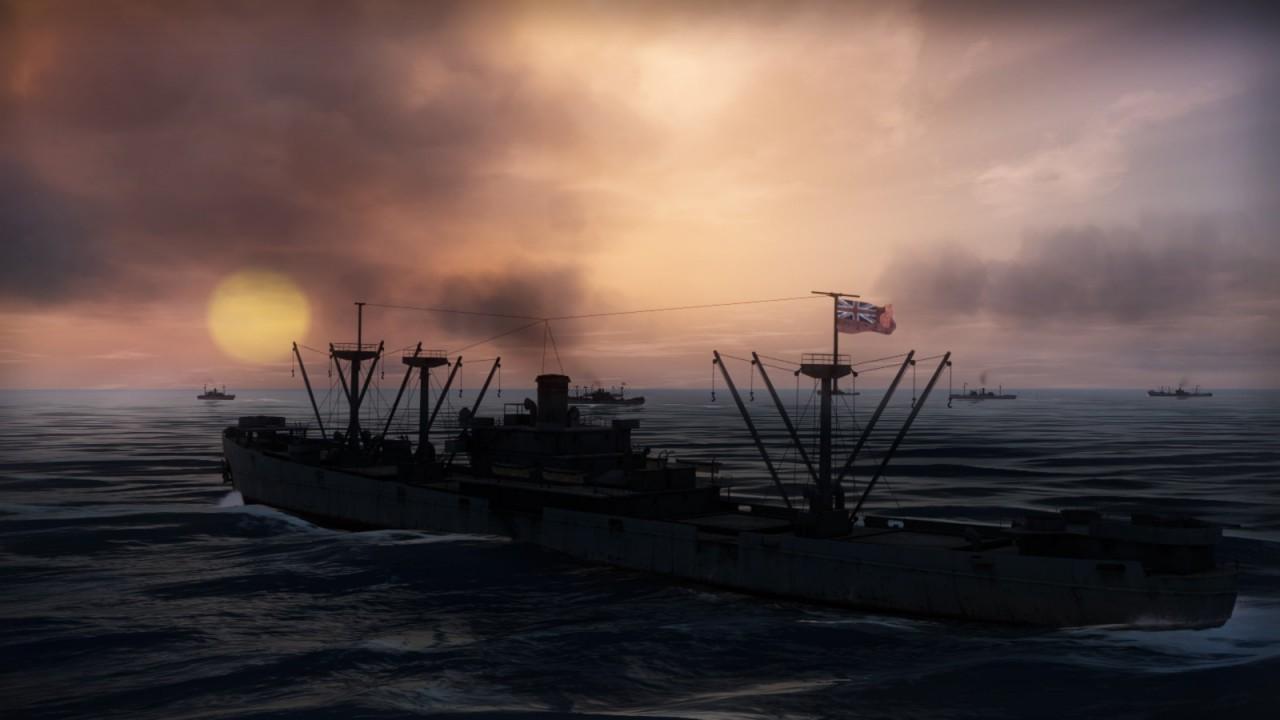 Silent hunter 5 battle of the atlantic custom mod