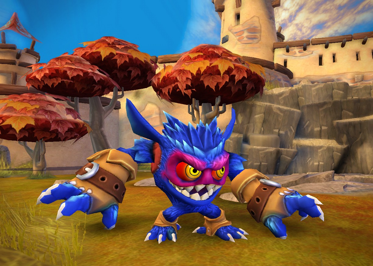 Activision annonce Skylanders Giants