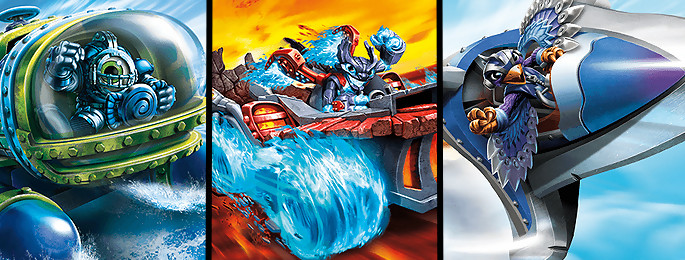 Test Skylanders SuperChargers sur PS4