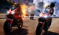 Wei Shen peut également piloter des motos