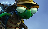 Sly Cooper 4 : trailer de Bentley et sa hotline