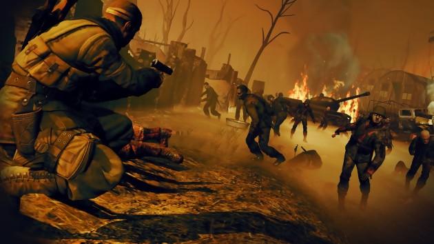 Sniper Elite : Nazi Zombie Army 2