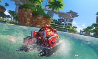 Sonic All Stars Racing Transformed : trailer gamescom 2012