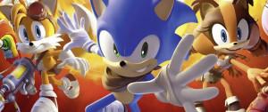 Test Sonic Boom le Feu et la Glace sur 3DS