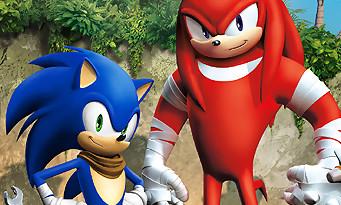 Sonic boom le trailer sur wii u - Boom dessin anime ...