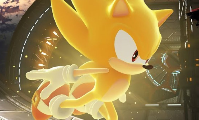 Sonic forces la vid o du dlc super sonic gratuit jusqu - Jeux super sonic gratuit ...
