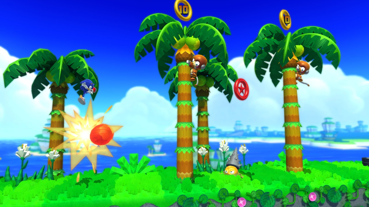 Sonic : Lost World