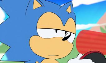 Sonic Mania Adventures : le premier épisode de la série est disponible