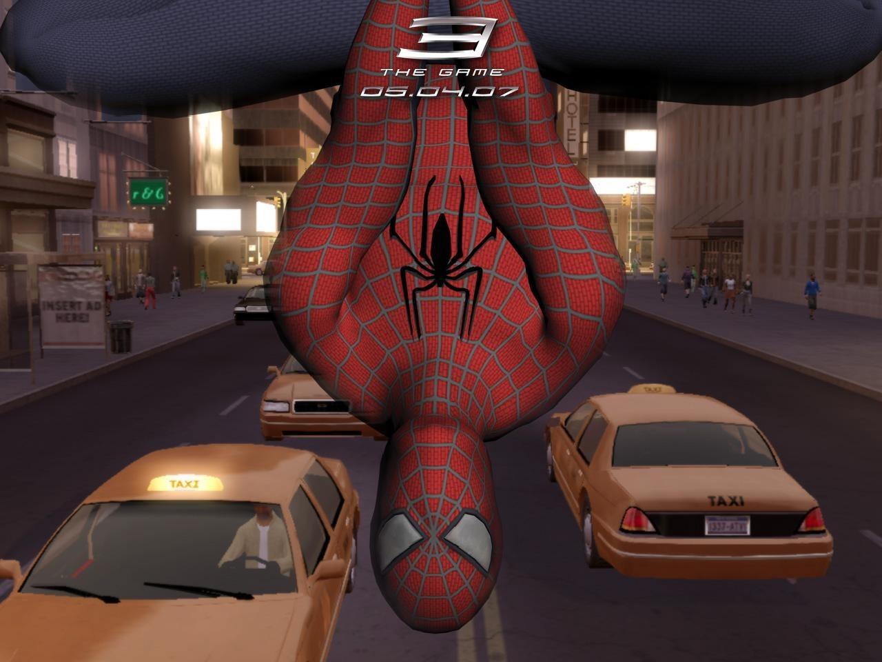 Spider man 3 contre le bouffon vert - Les jeux de spiderman 4 ...