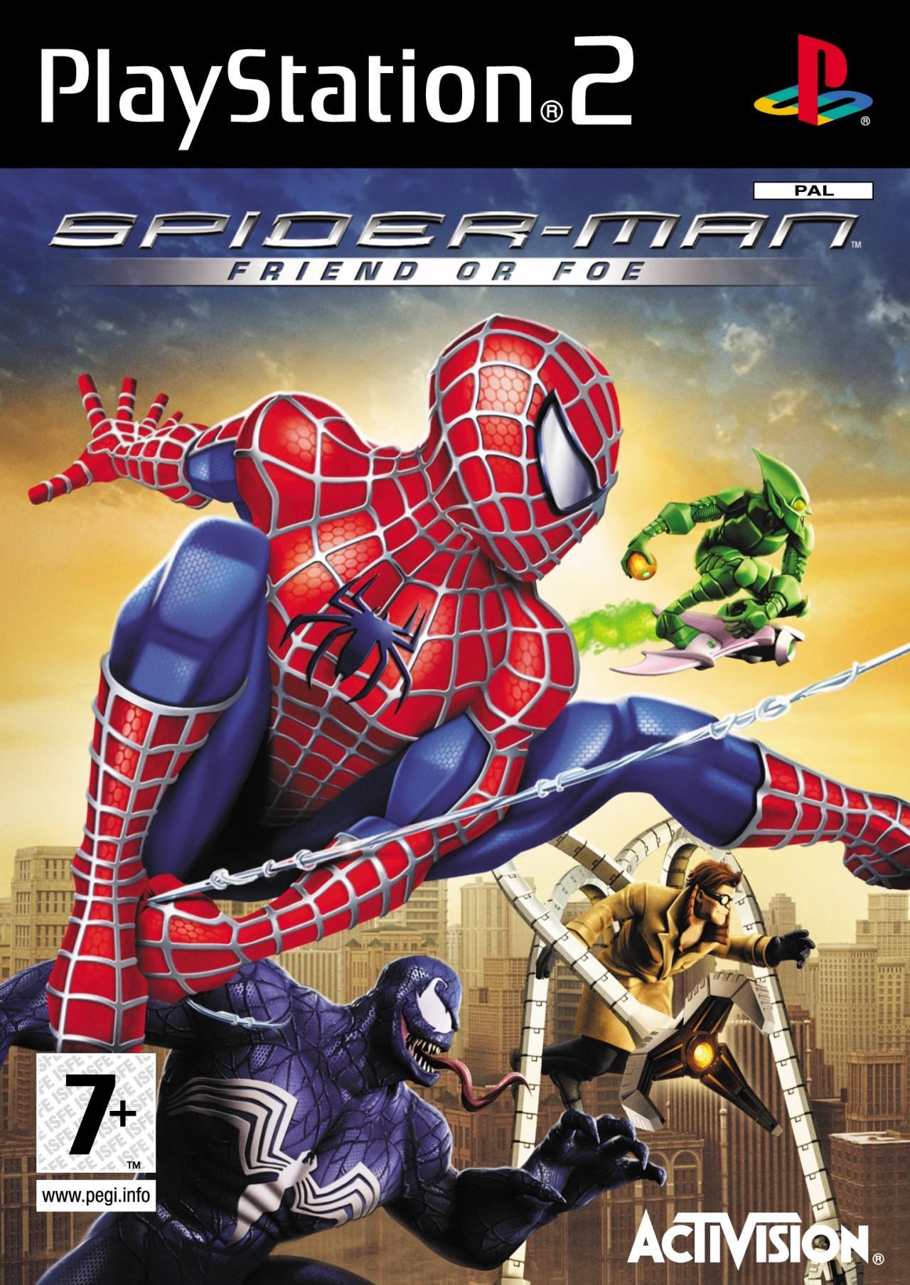 spider man alli ou ennemi