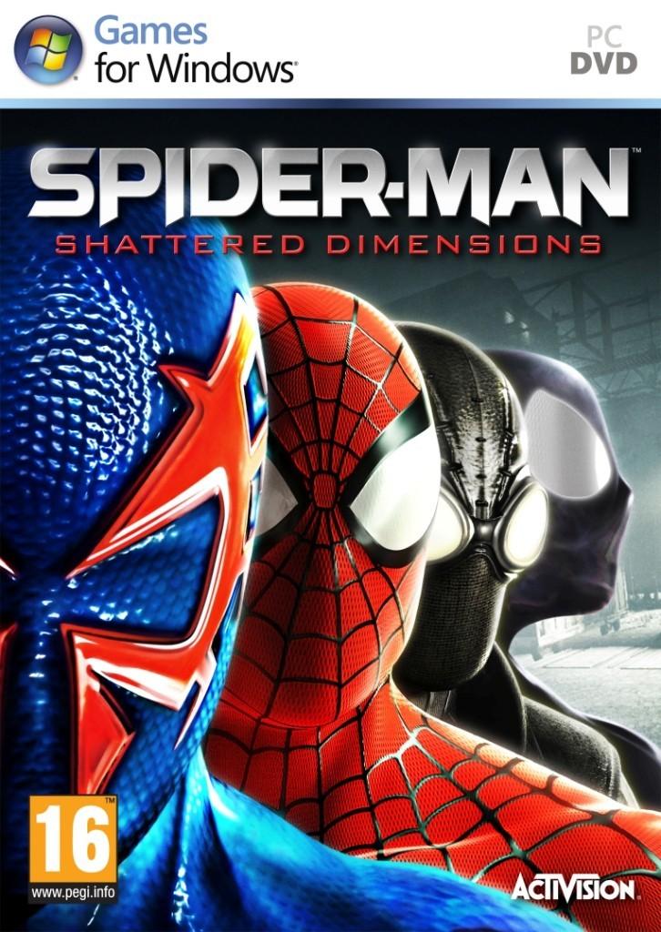 Spider man shattered dimensions aussi sur pc - Les jeux de spiderman 4 ...