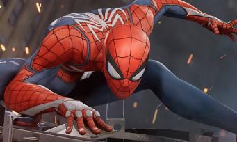 E3 2017 : gameplay trailer de Spider-Man sur PS4 Pro