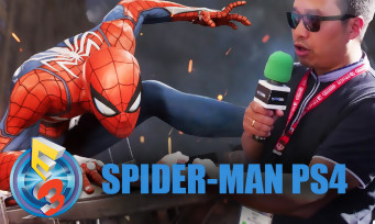 Spider-Man : on a vu 25 min de gameplay à l'E3 2017, nos impressions