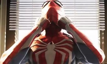 Spider-Man PS4 : un trailer avec Peter Parker, Mary-Jane et Miles Morales