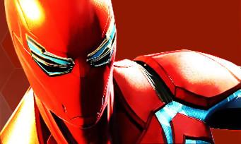 Spider-Man : une vidéo qui montre la tenue Velocity et elle est ultra-classe !