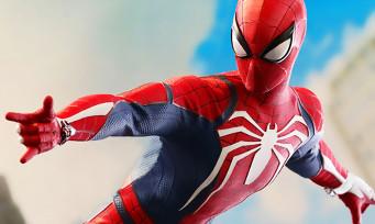Spider-Man : une figurine articulée à 250$ inspirée du jeu PS4