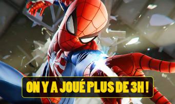 Spider-Man PS4 : 3h de hands-on avec Peter Parker et même Mary-Jane