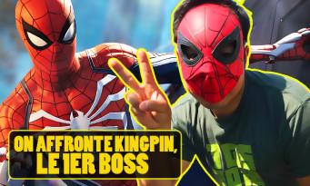 Spider-Man PS4 : 20 min de gameplay inédites qu'on vous décortique