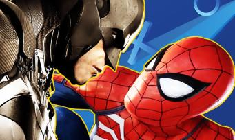 """Spider-Man : Incomniac Games souhaite être """"au même niveau"""" que Batman Arkham"""
