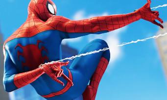 Spider-Man : des ventes de dingue sur PS4, mieux que GOD OF WAR