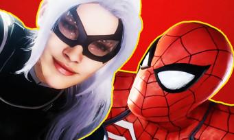 Spider-Man : le 1er DLC The Heist s'offre un trailer avec la Chatte Noire