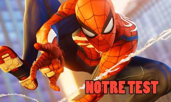 Test Marvel's Spider-Man (PS4) : digne d'une toile de maître ?