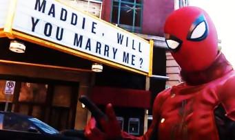 Spider-Man : il fait une demande en mariage dans le jeu, sa copine le quitte