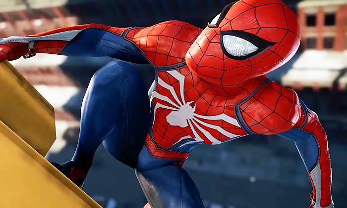 Spider man un nouveau trailer de gameplay vertigineux - Jeux de spiderman 7 ...