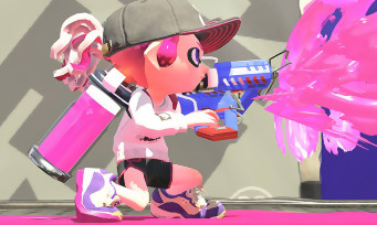 Splatoon 2 : l'arme Double Kelvin 525 rejoint l'arsenal du jeu