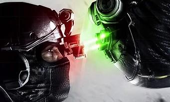 Splinter Cell Blacklist : un trailer qui détaille le mode Spies vs Mercs
