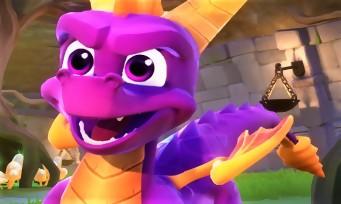 Spyro Reignited Trilogy : toute une fournée d'images géniales et du gameplay