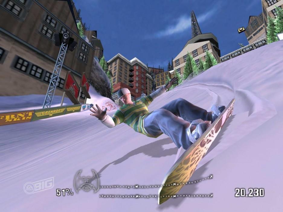Ssx On Tour Sur Xbox Xbox