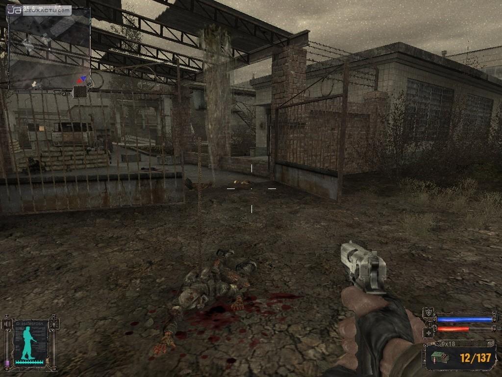 stalker how to leave chernobyl