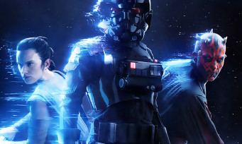 Star Wars Battlefront 2 : gameplay trailer E3 2017 avec Darth Maul et Rey