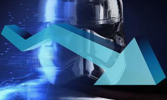 Star Wars Battlefront 2 : suite au bad buzz, des ventes catastrophiques