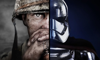 Charts France : Star Wars Battlefront 2 échoue devant Call of Duty WW2