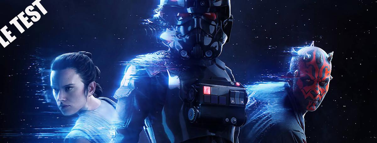 Test Star Wars Battlefront 2 : la guerre quatre étoiles !