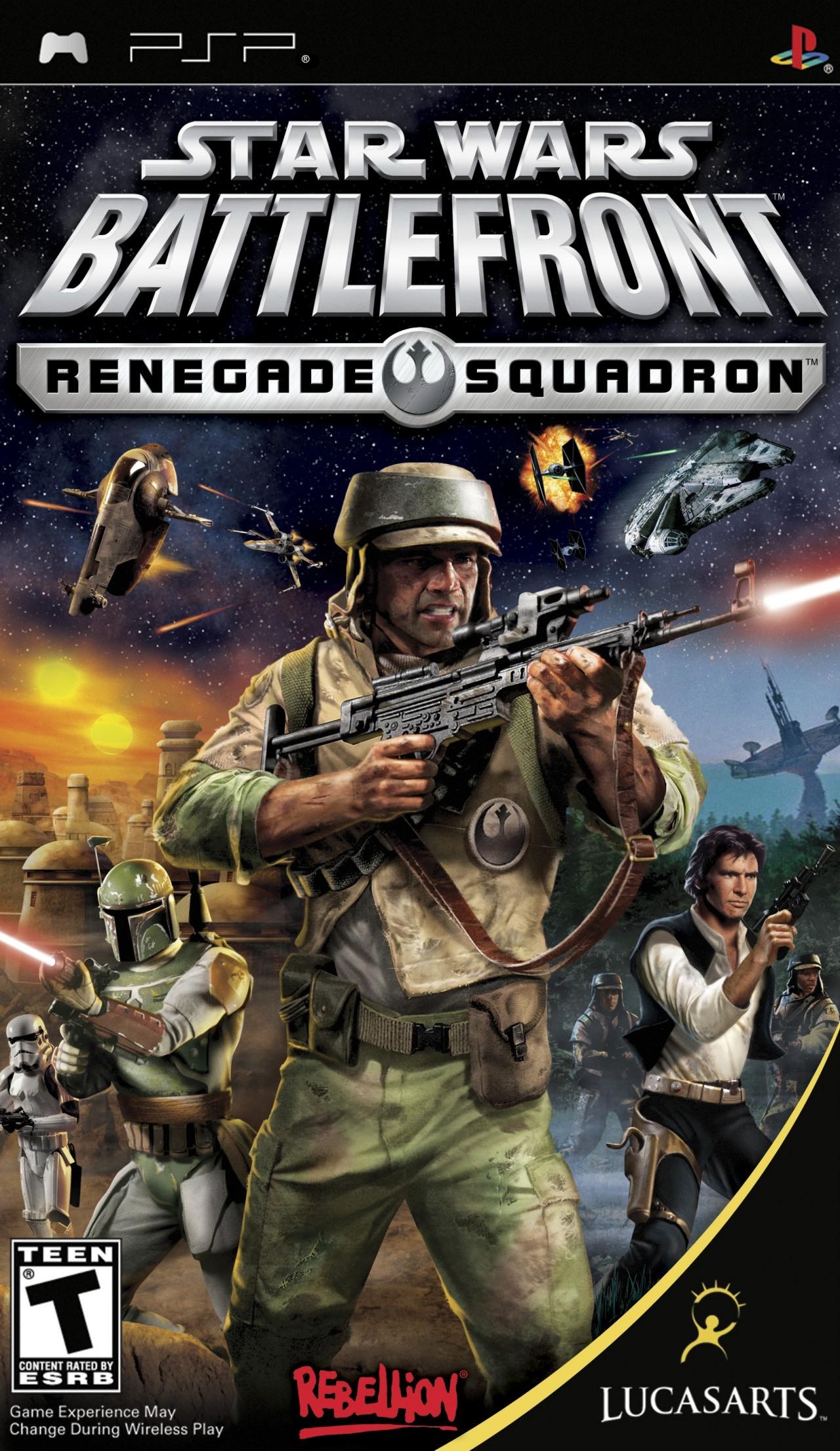Soluce Star War Renegade Squadron 108