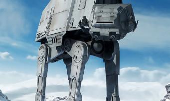 Star Wars Battlefront : un trailer qui tourne soi-disant avec le moteur du jeu