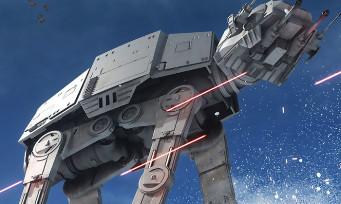Star Wars Battlefront : un nouveau trailer de gameplay sorti de l'E3 2015