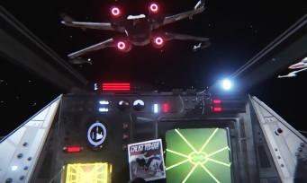 Star Wars : voici ce que donne le jeu en réalité virtuelle !