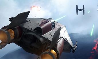 Star Wars Battlefront : la vidéo de gameplay de la gamescom 2015
