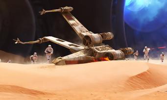 Star Wars Battlefront : un trailer pour la bataille de Jakku