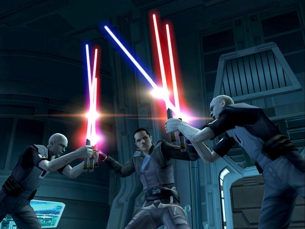 Images star wars le pouvoir de la force ii