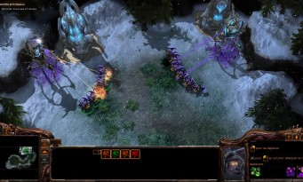 Test StarCraft 2 : Heart of The Swarm sur PC